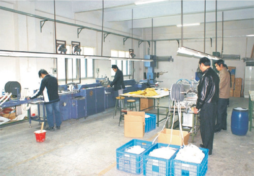 Automatic Label Printing Department